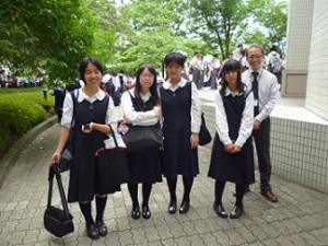 放送部 放送コンテスト6月13日14日