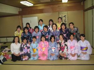 「日本文化」に触れる